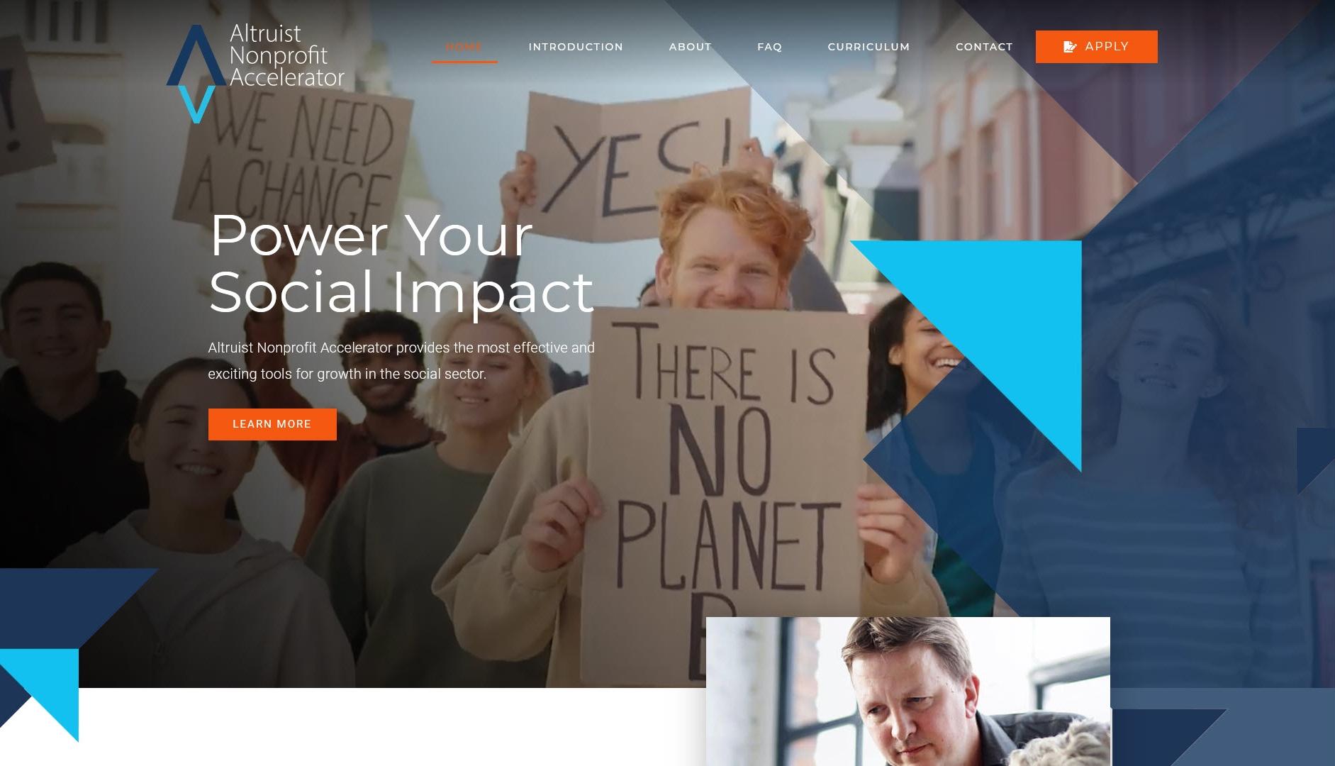 Altruist Nonprofit Accelerator